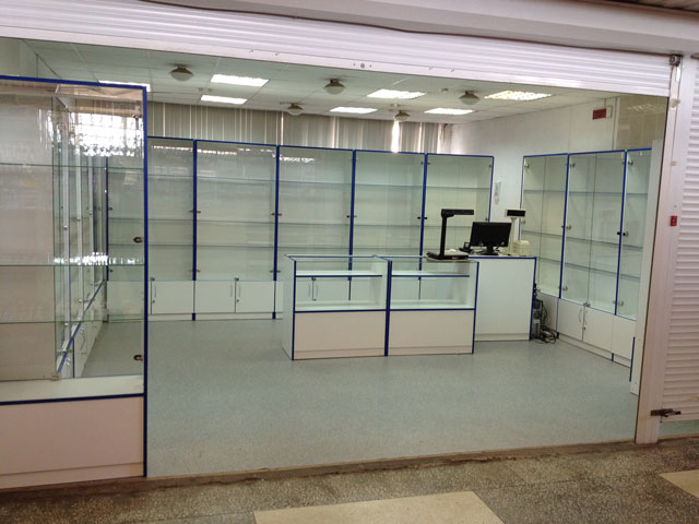 Мебель для аптеки №4 | 480x640